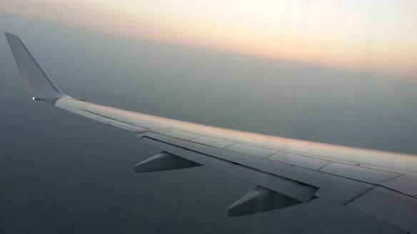 Wings of Boeing 737 800 Jet Winglet version !